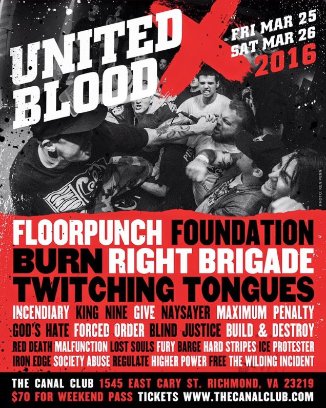 United Blood Fest 2016