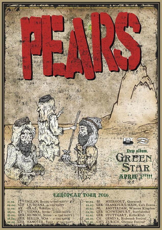 PEARS tour