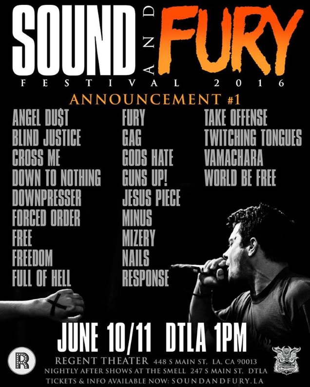 Sound And Fury festival 2016