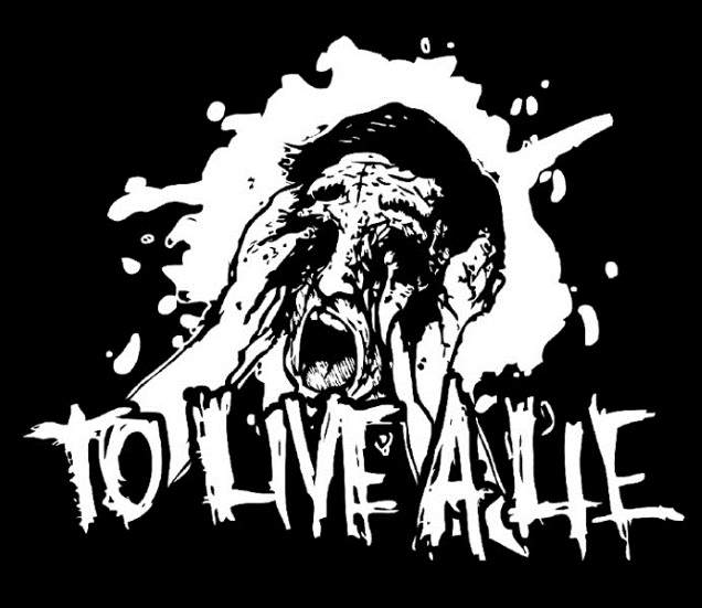 TO LIVE A LIE logo!!