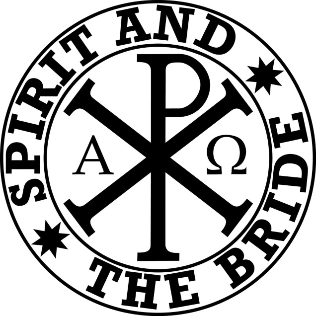 SPIRIT AND THE BRIDE logo