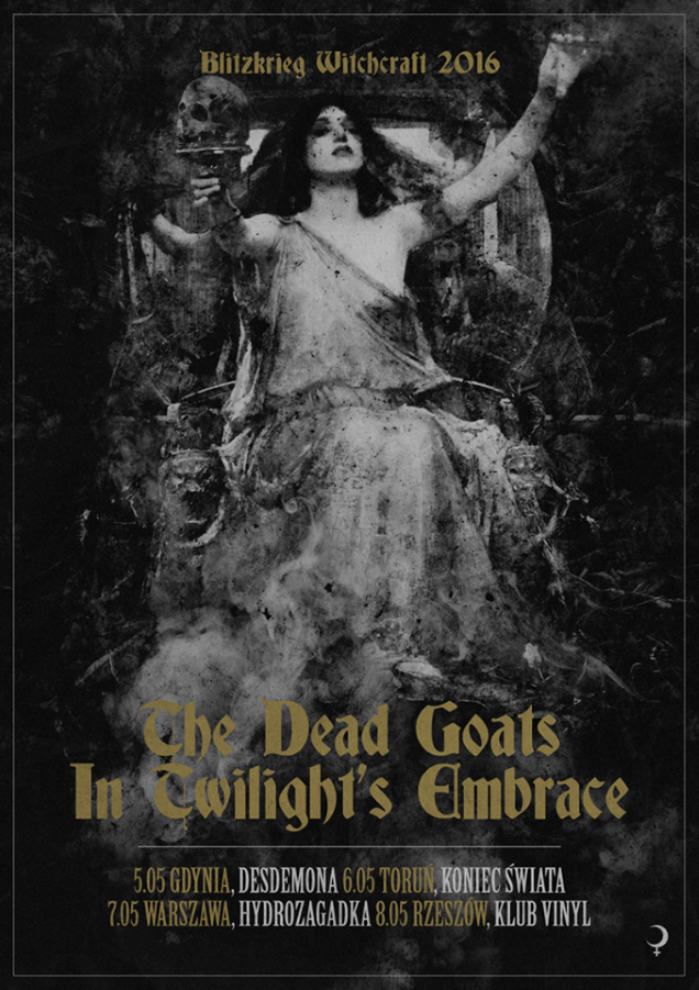 THE DEAD GOATS!
