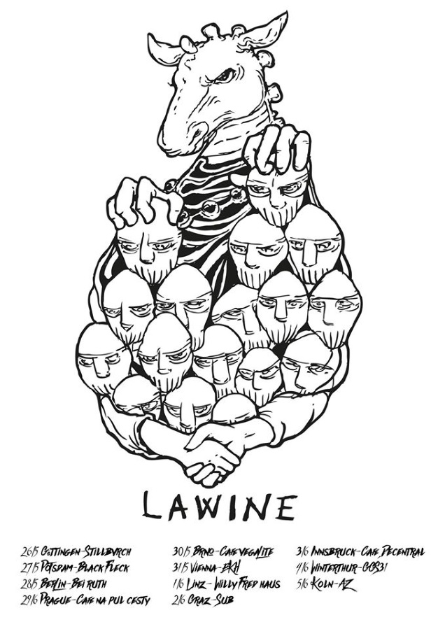 LAWINE! tour dates
