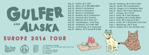 GULFER European tour