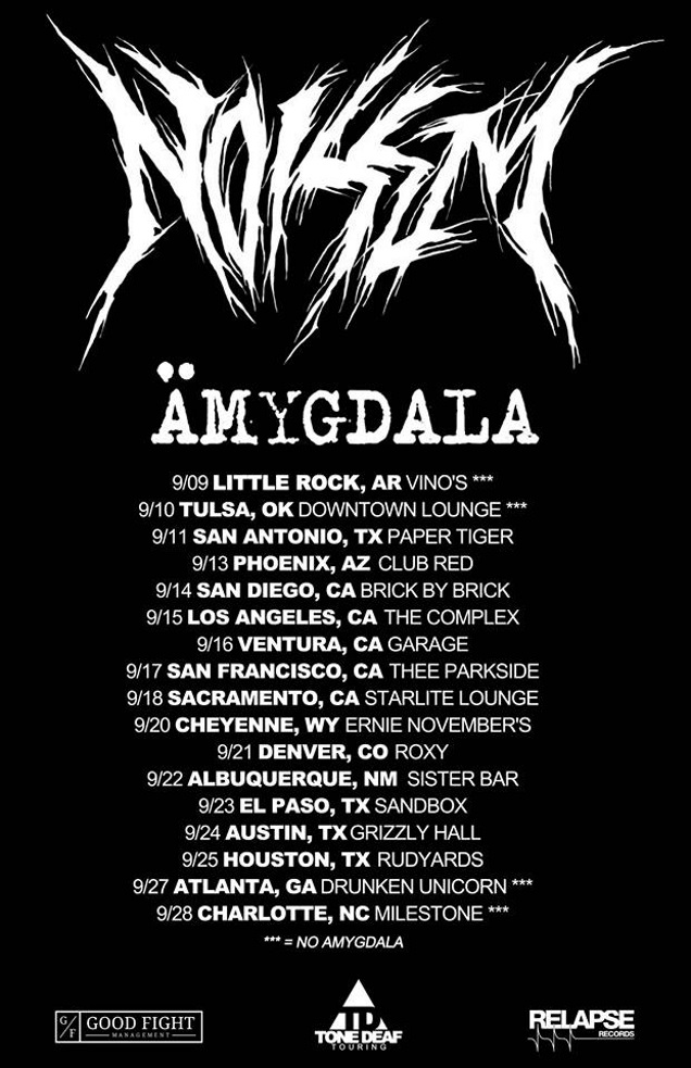 NOISEM us tour