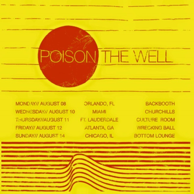 POISON THE WELL reunion