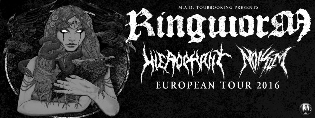 RINGWORM tour