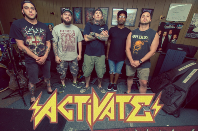 ACTIVATE band