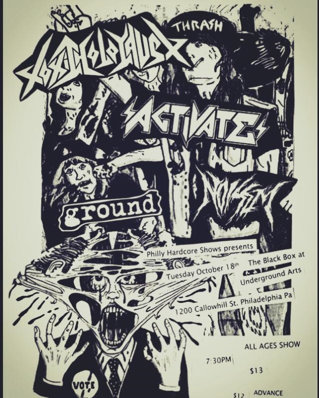 ACTIVATE gig