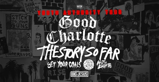 THE STORY SO FAR live