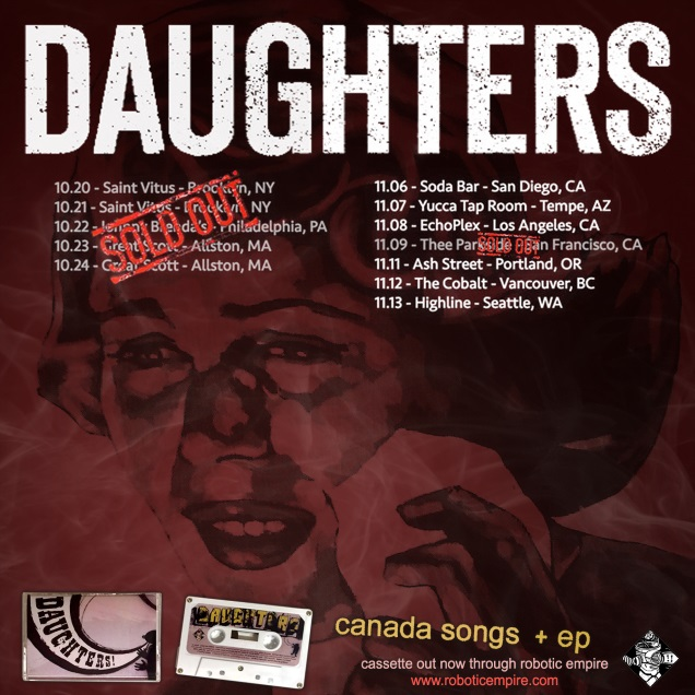 DAUGHTERS live