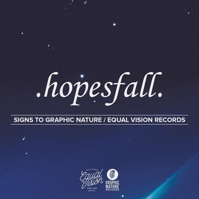 HOPESFALL announcement