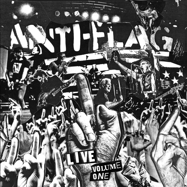 ANTI-FLAG cover
