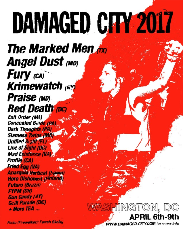 DAMAGED CITY
