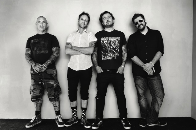 BOUNCING SOULS! band