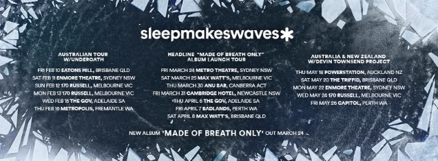 SLEEPMAKESWAVES!