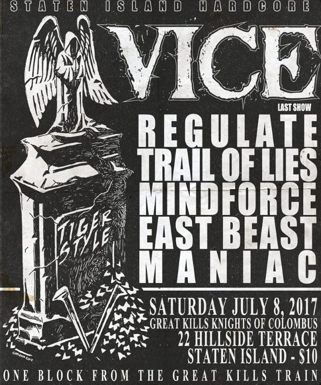 The final VICE show