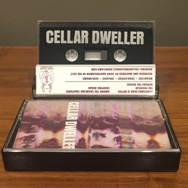 CELLAR DWELLER tapes