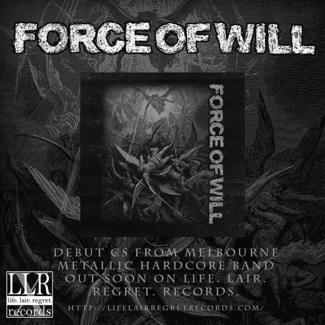 FORCE OF WILL! promo