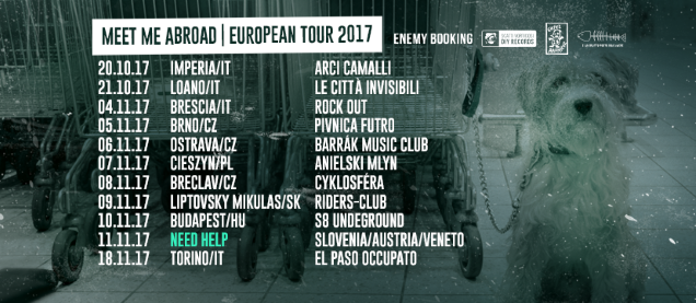 JC ARKET first European tour