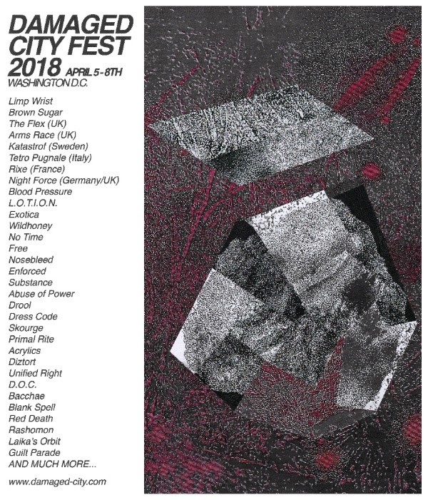 Damaged City Fest