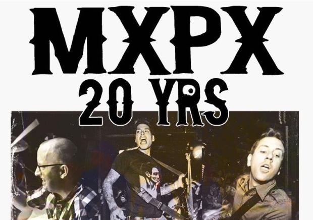 Mxpx Australian Tour