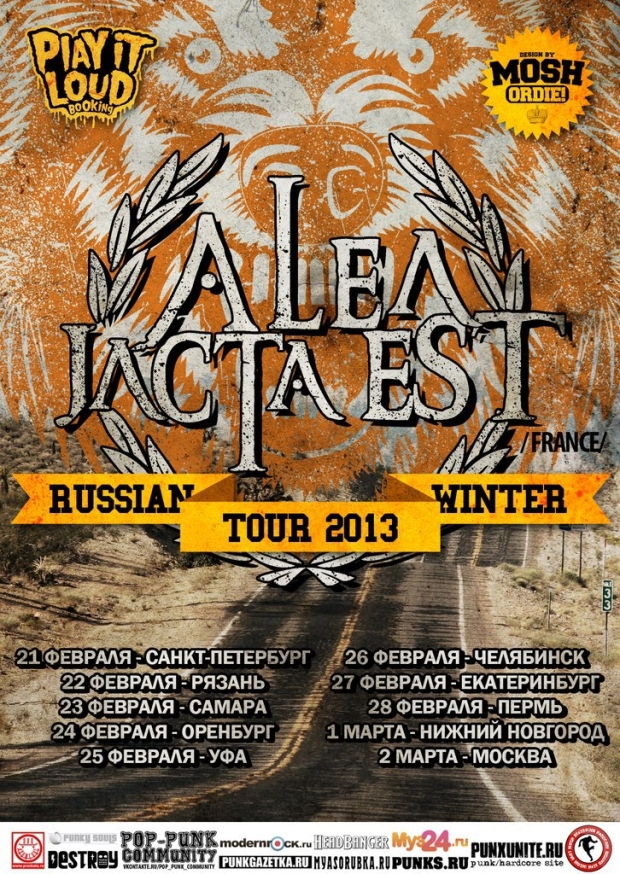 Russian Tour Dates Posted Feb 49