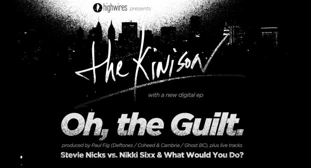 The Kinison THE KINISON discuss their reunion