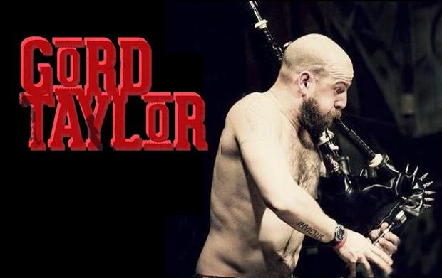 Gord Taylor promo IDIOTEQ