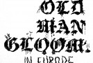 OLD MAN GLOOM European tour!