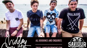 Chilly chat with Portsmouth Pop Punks from MIDDAY COMMITTEE