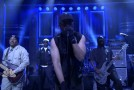 BODY COUNT live at The Tonight Show Starring Jimmy Fallon