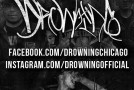 "DROWNING release ""1017″ video"