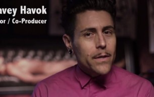 "Davey Havok raising money for ""The Violent"" movie"