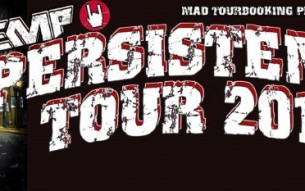 Persistence Tour 2015 announced!