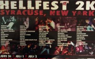 Recall: Hellfest 2000 in Syracuse!