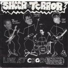 SHEER TERROR cbgb