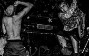 Spanish skate punks from BLOWFUSE hit the road big time!