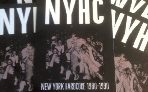 NYHC: New York Hardcore 1980–1990 book teaser