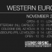 OAK Western European dates!