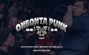 Oneonta Punk 2014 Music Festival coming up later this month