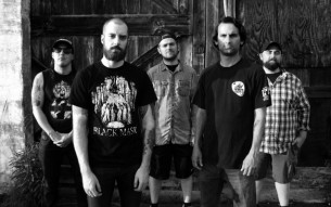 "ROCK BOTTOM streaming their new EP ""Moreal Decay"""