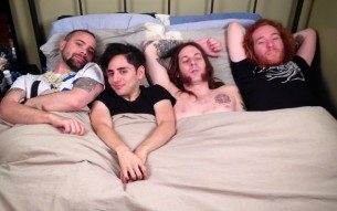 """THE SHARP LADS – """"St. Marks Hotel"""" video"""