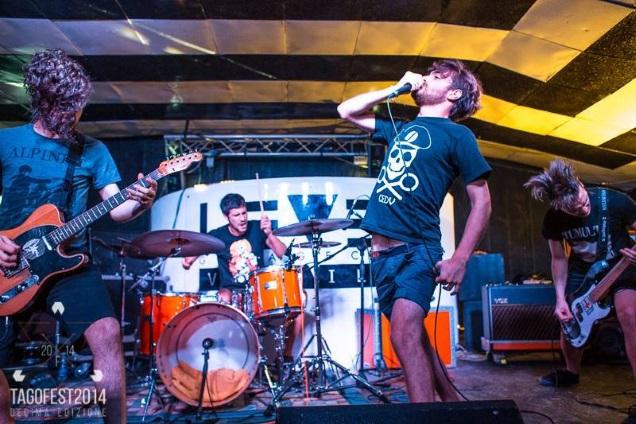 STORMO live band