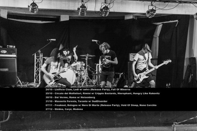 STORMO on tour 2014