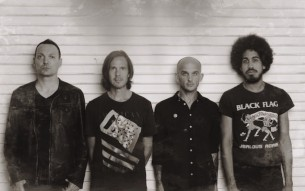 VANISHING LIFE: members of RISE AGAINST, TRAIL OF DEAD, and QUICKSAND form new band!