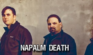 """Cesspits"" – NAPALM DEATH release new track!"