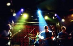 PAST HAUNTS band