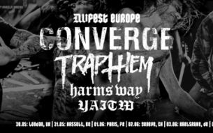 Deathwish European Fest with CONVERGE announced!