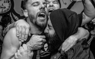 RUN WITH THE HUNTED farewell show videos